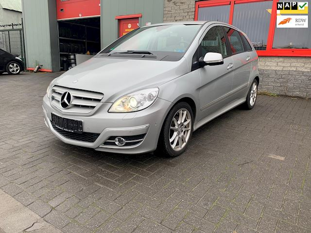 Mercedes-Benz B-klasse 160 BlueEFFICIENCY
