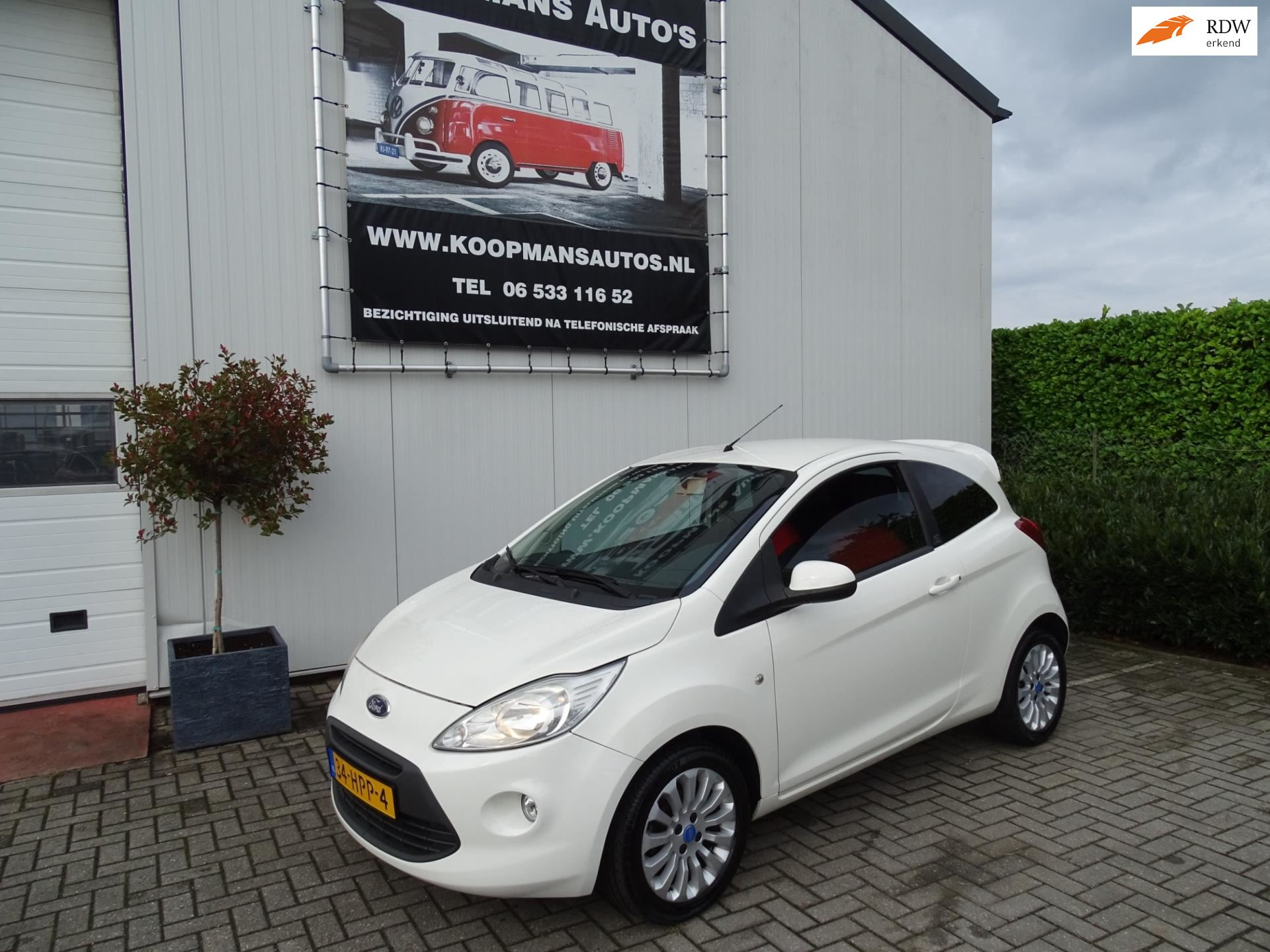 Ford Ka occasion - Koopmans Auto's