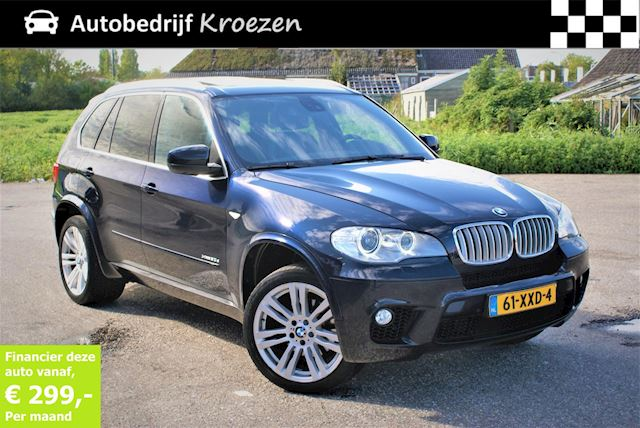 BMW X5 XDrive30d High Executive * M Pakket * Soft Close * Head-Up * Vol Opties * Dealer onderhouden *
