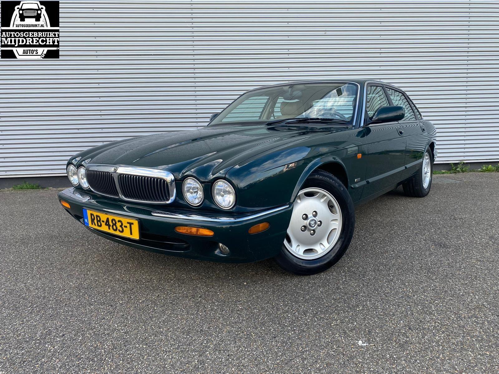 Jaguar XJR occasion - Autosgebruikt Mijdrecht