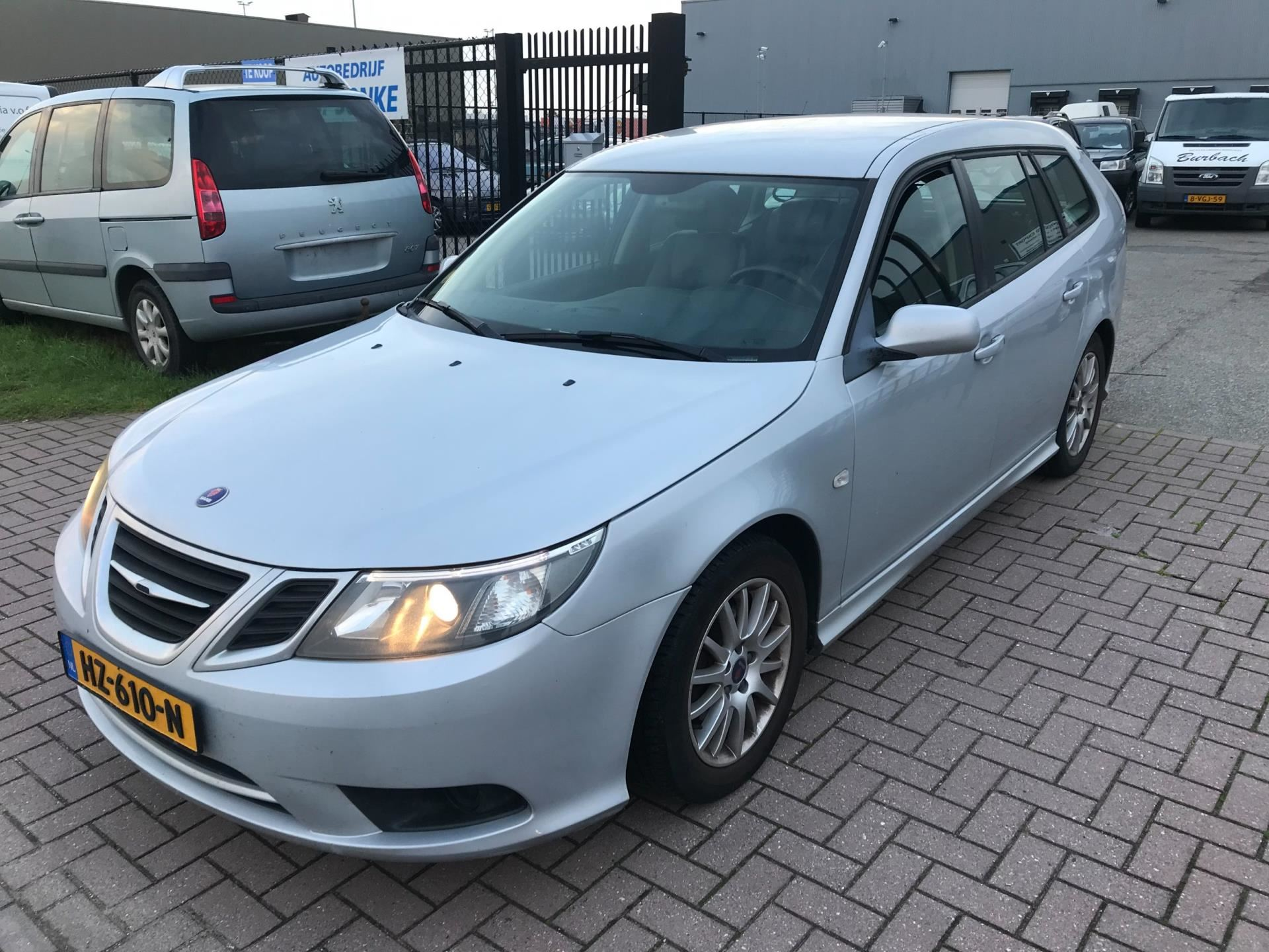 Saab 9-3 Sport Estate occasion - Sonke Cars