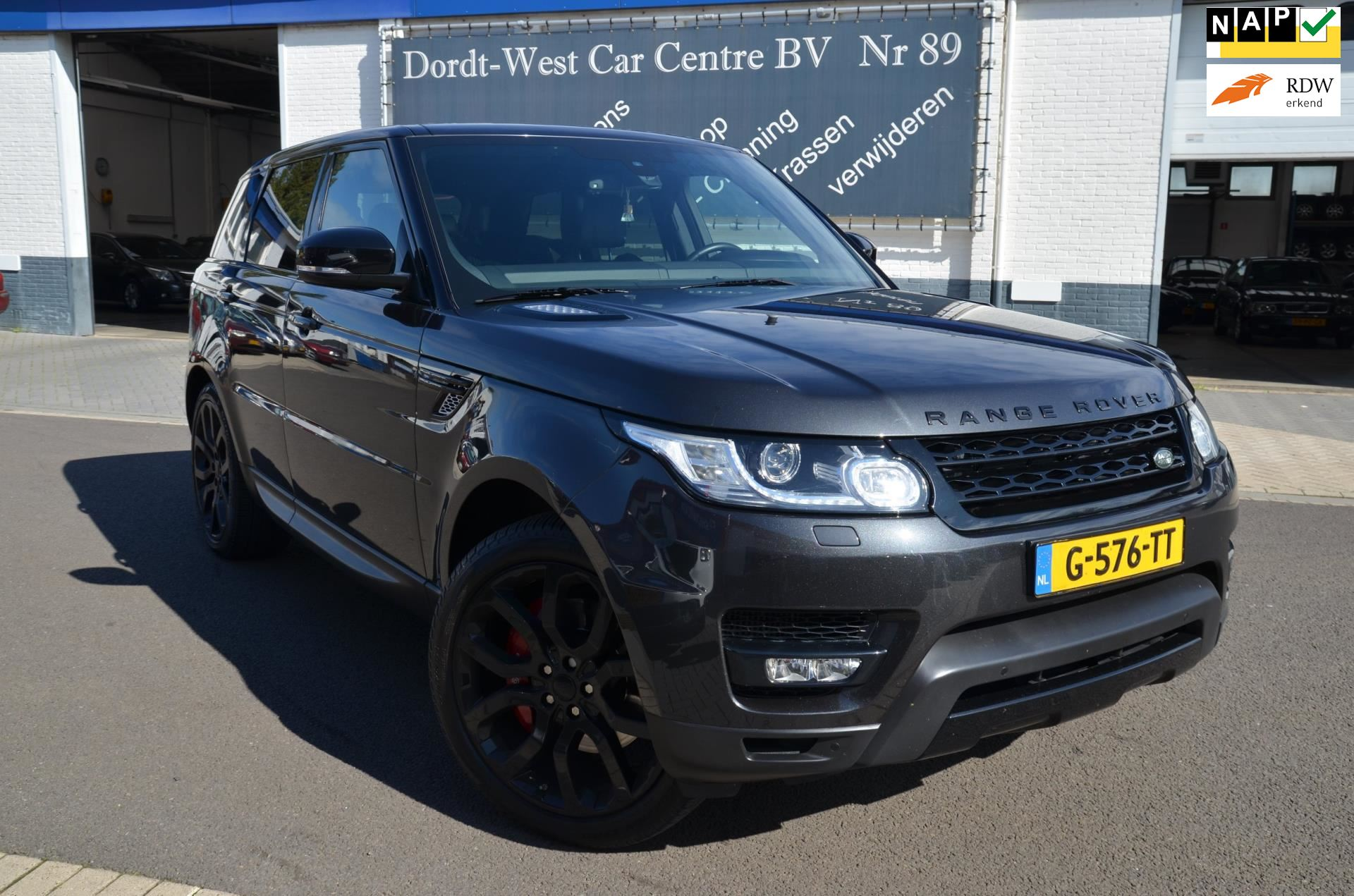 Land Rover Range Rover Sport occasion - Dordt-West Car Centre BV