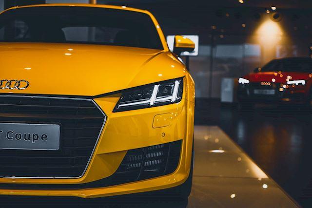 Audi kopen?