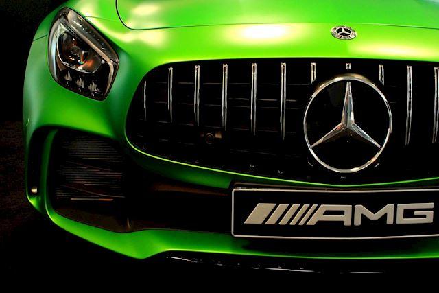 Mercedes-Benz kopen?