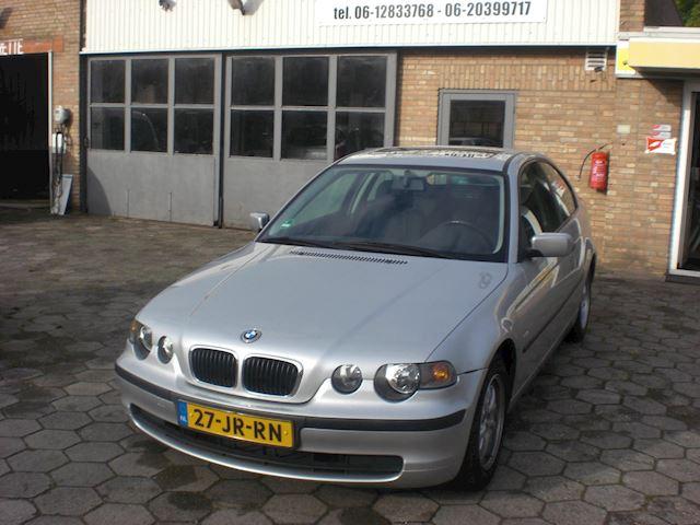 BMW 3-serie Compact 316ti-1800-3 DRS-AUTOM-AIRCO-175255 KM NAP BJ 2002