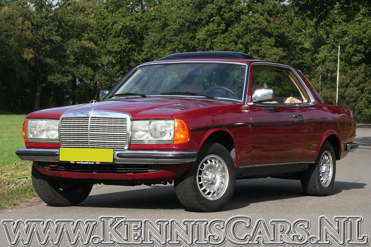 Mercedes-Benz 1978 230 C Coupe 123-serie occasion - KennisCars.nl
