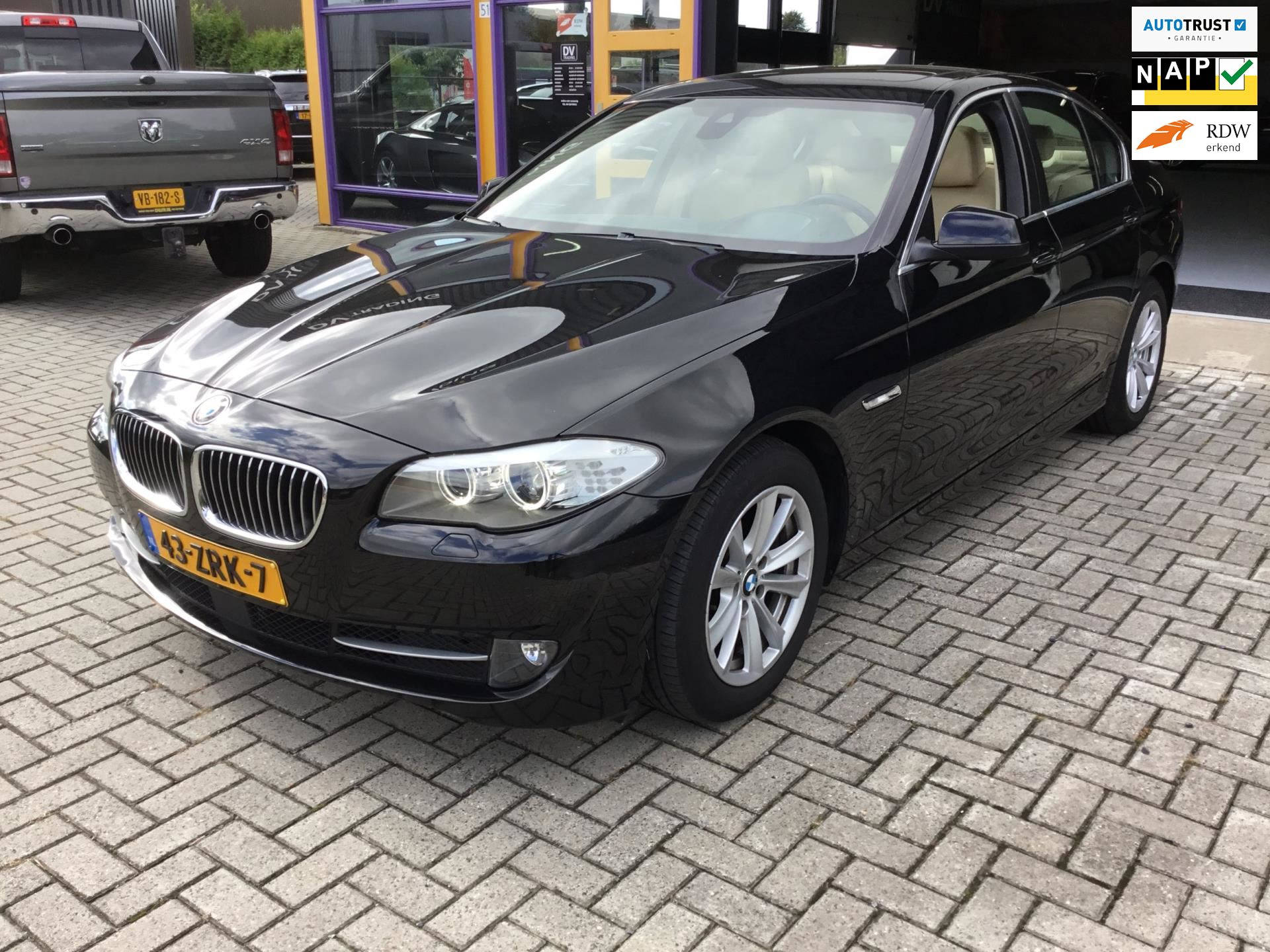 BMW 5-serie occasion - DV Trading