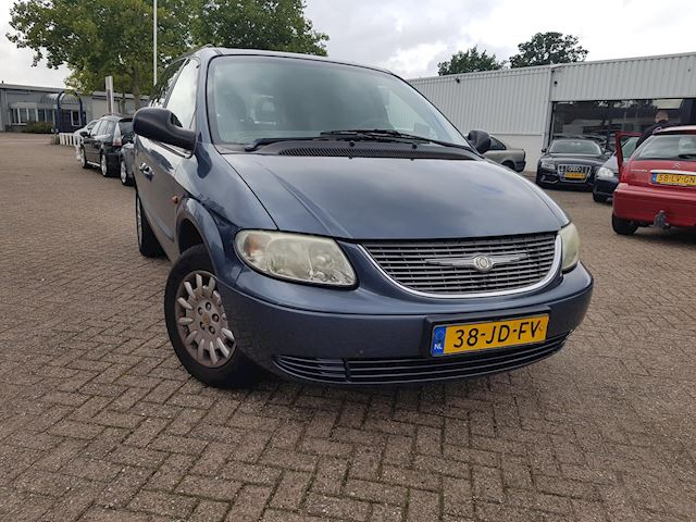 Chrysler Grand Voyager 3.3i V6 SE Luxe automaat airco 7prs