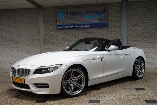BMW Z4 Roadster SDrive35is Exe, 341PK, automaat, M-Pakket, Sportleder, Cruise, Xenon, 2x PDC, 19 inch LM