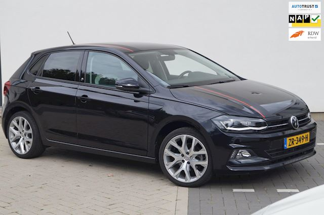 Volkswagen Polo 1.0 TSI Highline * Navi * Camera * Led/Xenon * Cruise * 12M Garantie *