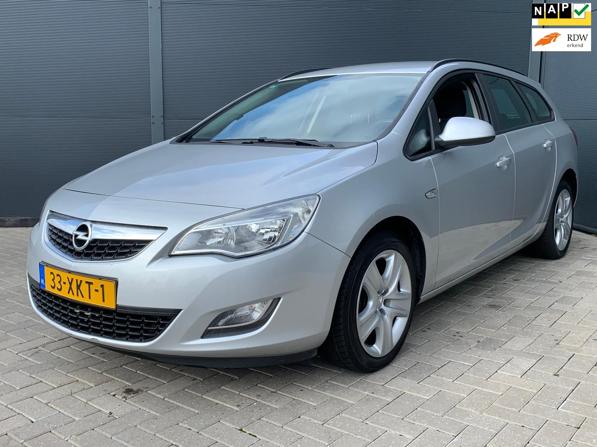 Opel Astra Sports Tourer occasion - Van den Brom Auto's