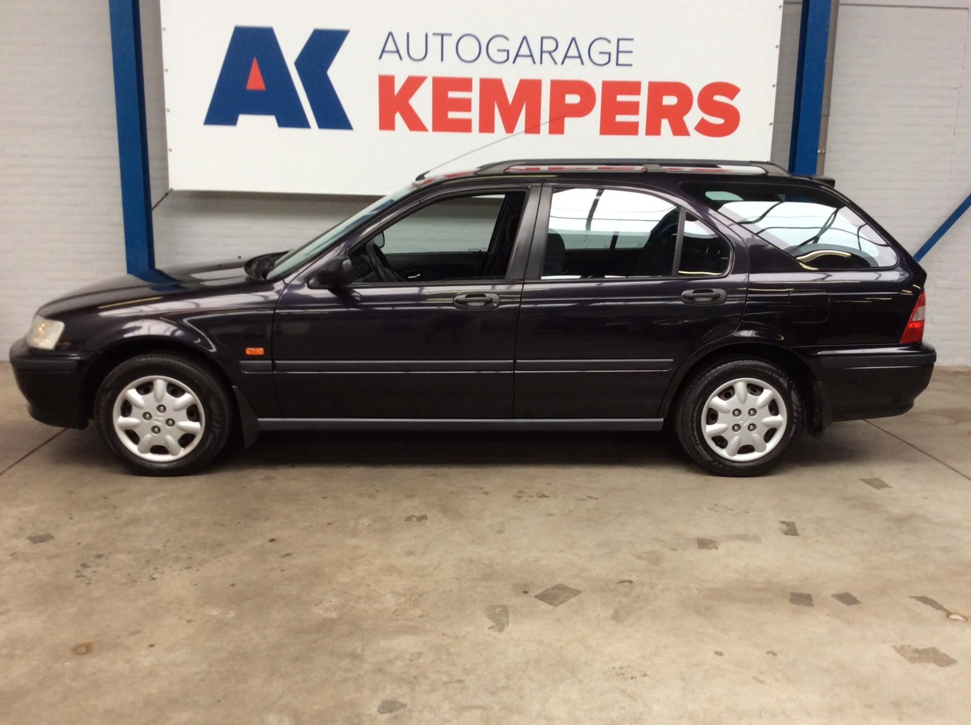 Honda Civic Aerodeck occasion - Autogarage Kempers