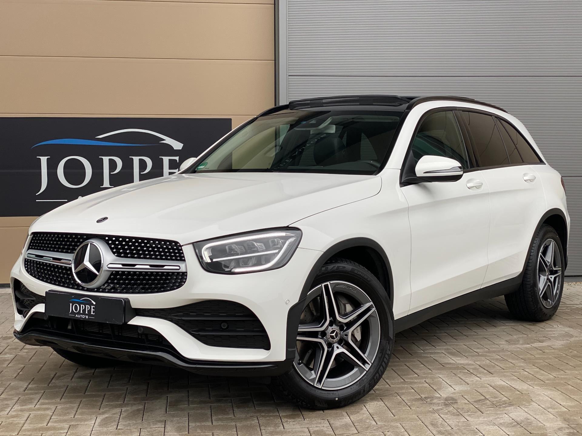 Mercedes-Benz GLC-klasse occasion - Joppe Auto's