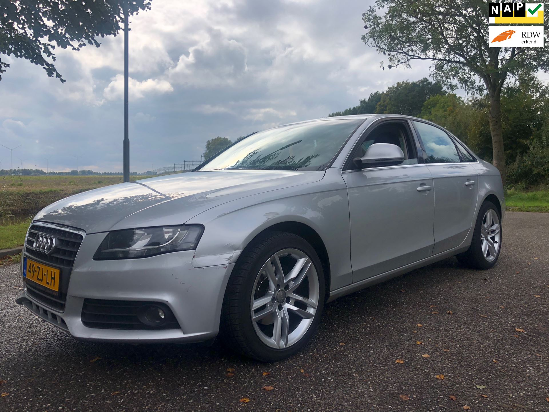 Audi A4 occasion - Limited Car