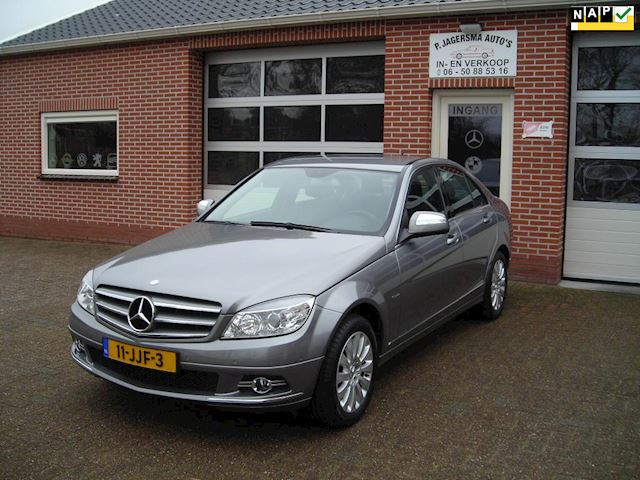 Mercedes-Benz C-klasse 180 K BlueEFFICIENCY Elegance
