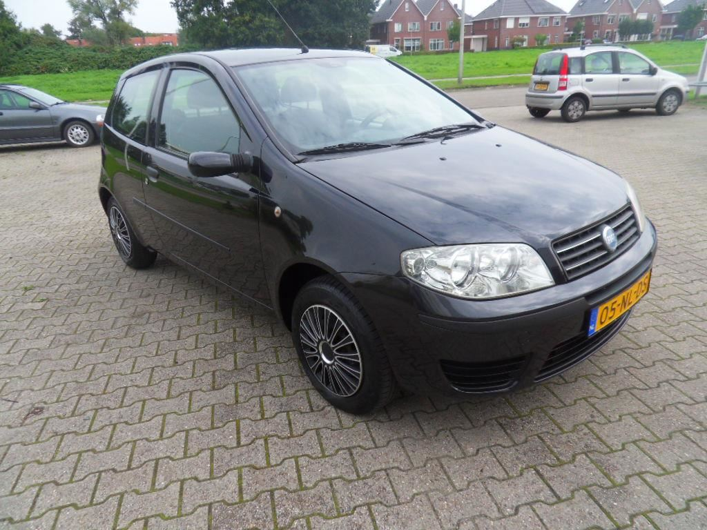 Fiat Punto occasion - Luttmer Autoservice
