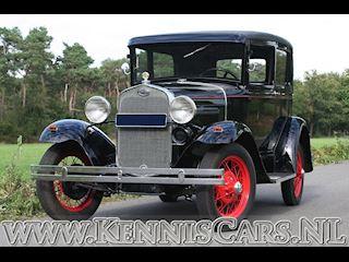 Ford 1930 Model A Tudor occasion - KennisCars.nl