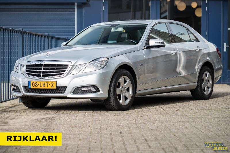 Mercedes-Benz E250 automaat occasion - Wolters Auto's