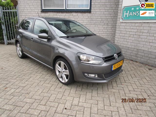 Volkswagen Polo 1.6 TDI BlueMotion Highline