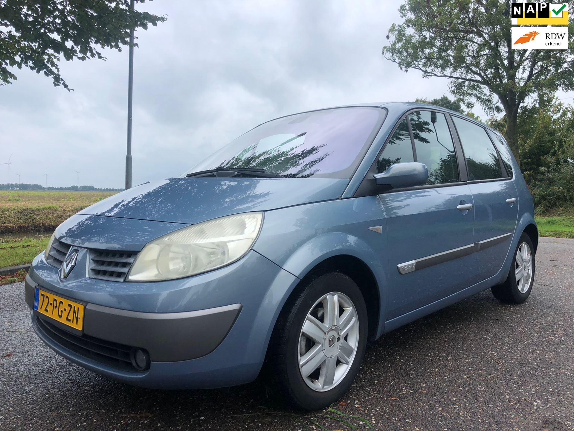 Renault Scénic occasion - Limited Car