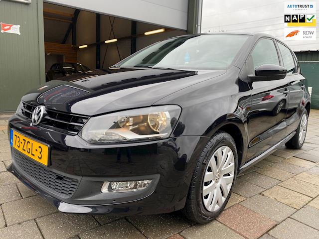 Volkswagen Polo 1.2 TSI BlueMotion Comfortline 5dr Airco 2013