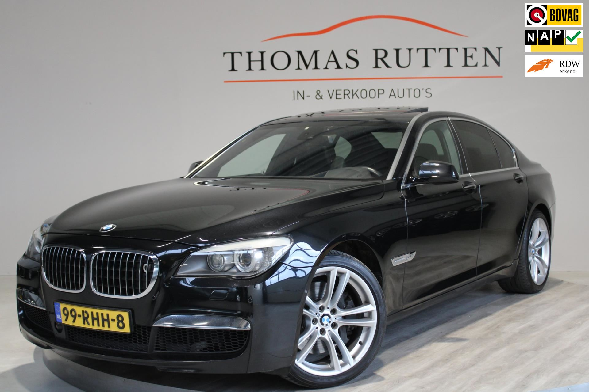 BMW 7-serie occasion - Autobedrijf Thomas Rutten