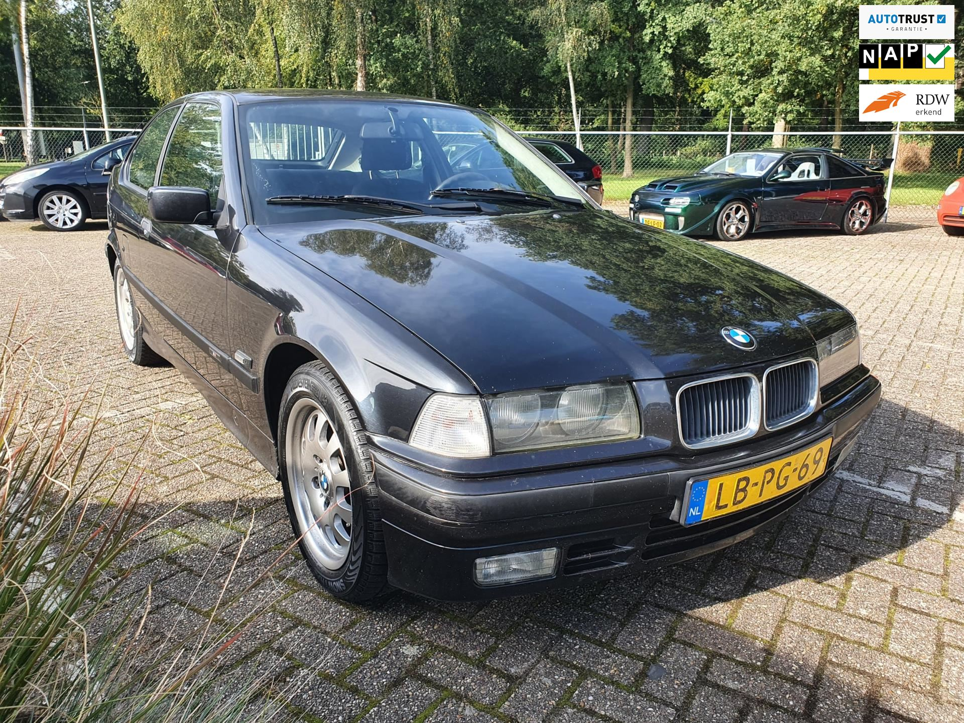 BMW 3-serie Compact occasion - Andreas Auto's