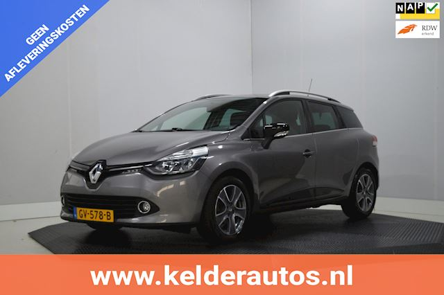 Renault Clio Estate 1.5 dCi ECO Night&Day Airco | Navi | Cruise | PDC | LMV