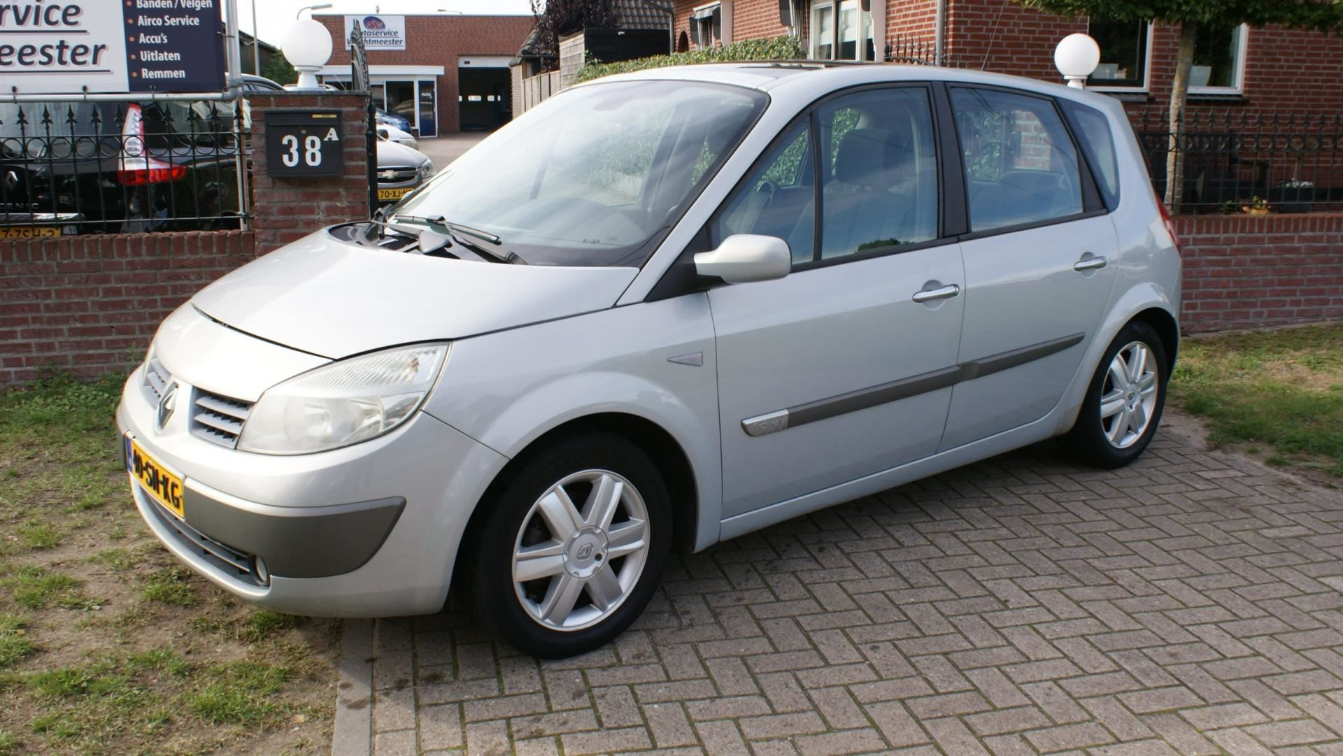 Renault Scénic occasion - Autoservice Wachtmeester