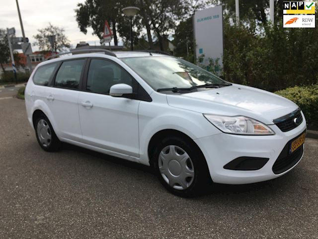 Ford Focus Wagon 1.8 Trend Flexi Fuel/AIRCO/CRUISE.CONTROL/3SLEUTELS/NAP..........