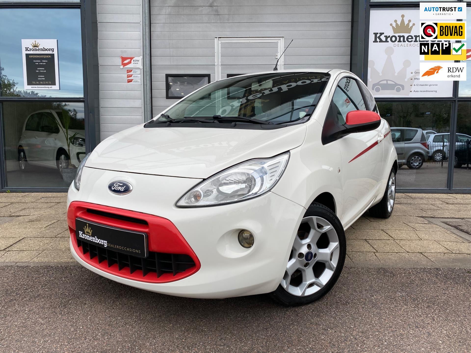Ford Ka occasion - Kronenborg