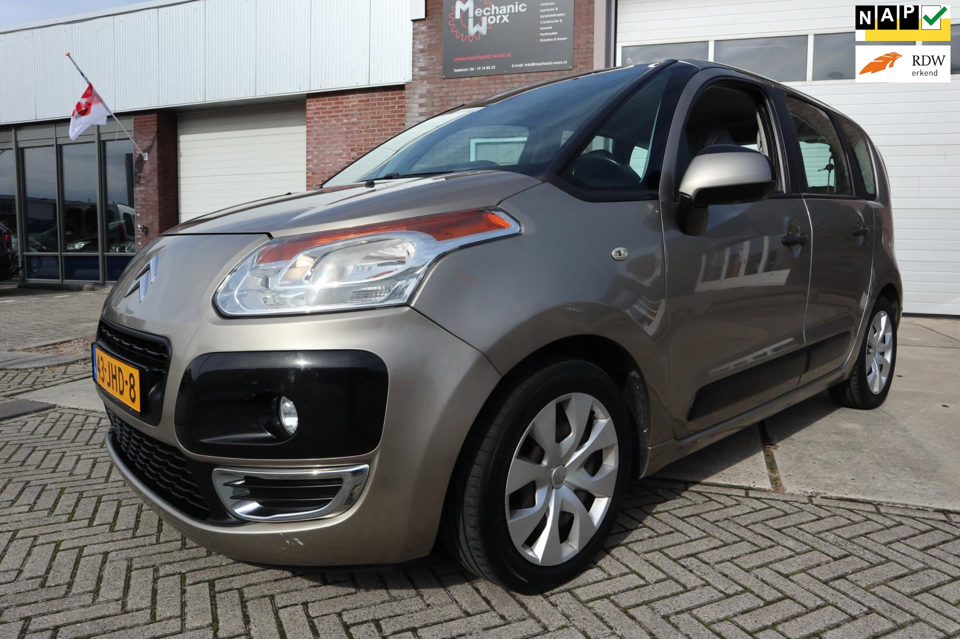 Citroen C3 Picasso occasion - FB2 Cars