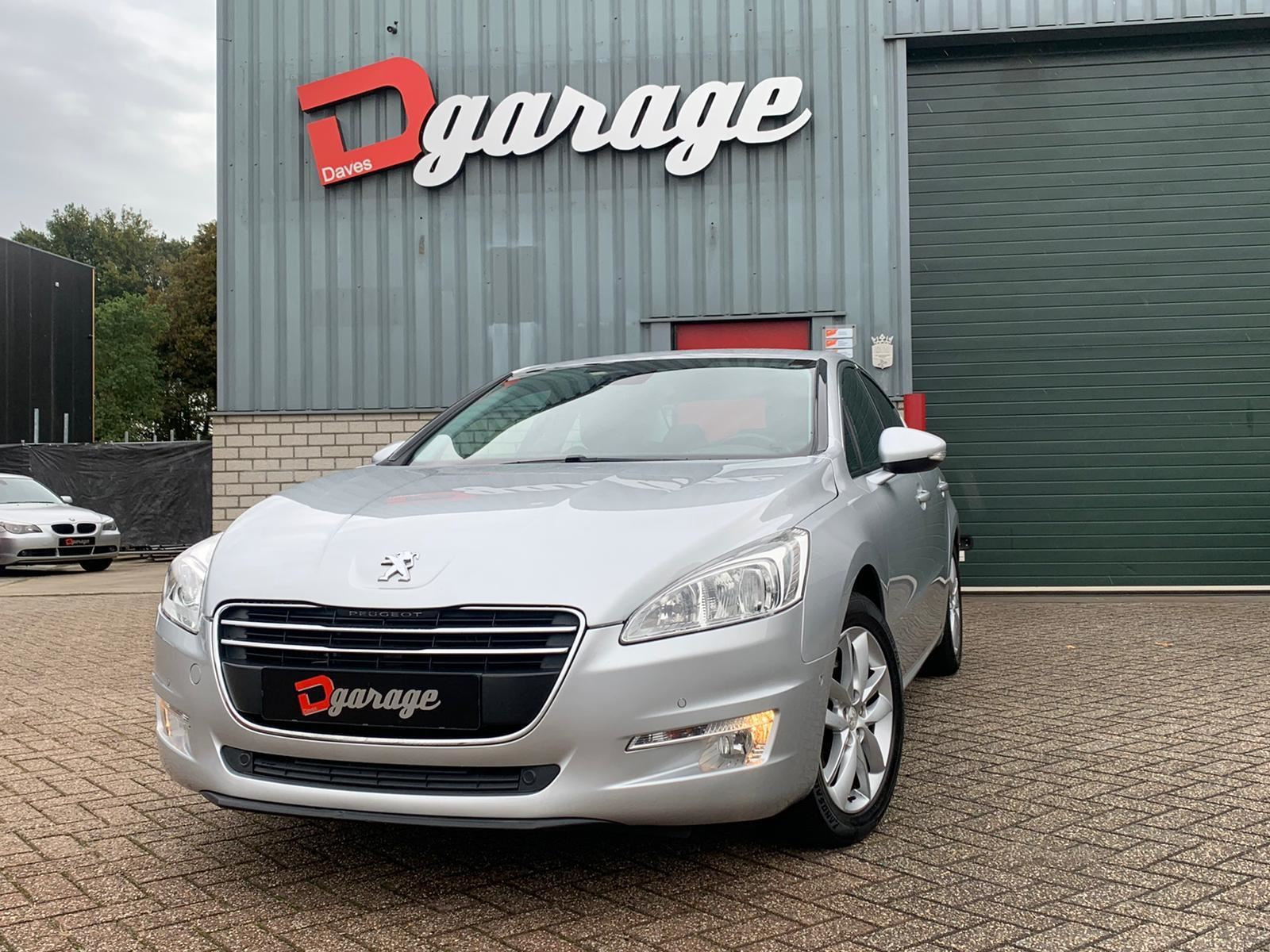 Peugeot 508 occasion - Dave's Garage