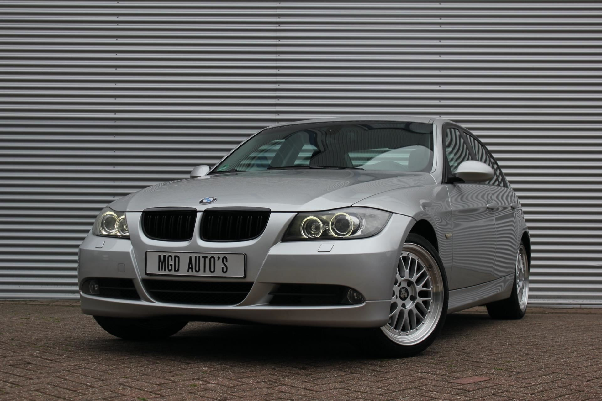 BMW 3-serie occasion - MGD Auto's
