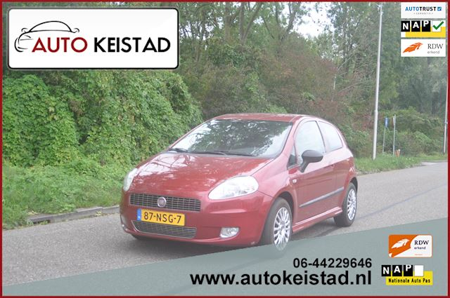 Fiat Grande Punto 1.3 M-Jet Actual AIRCO, TURBO DEFECT!