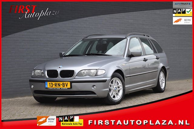 BMW 3-serie Touring 316i Black&Silver II AIRCO/CRUISE NETTE AUTO !
