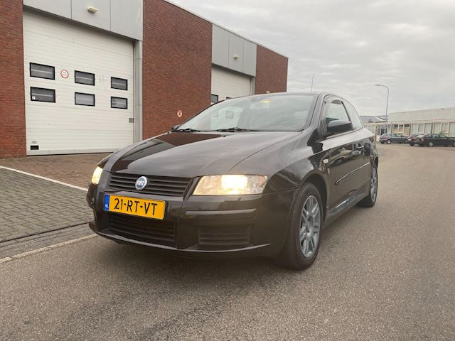 Fiat Stilo 2.4-20V Abarth automaat / climate