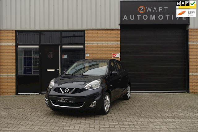 Nissan Micra occasion - Zwart Automotive