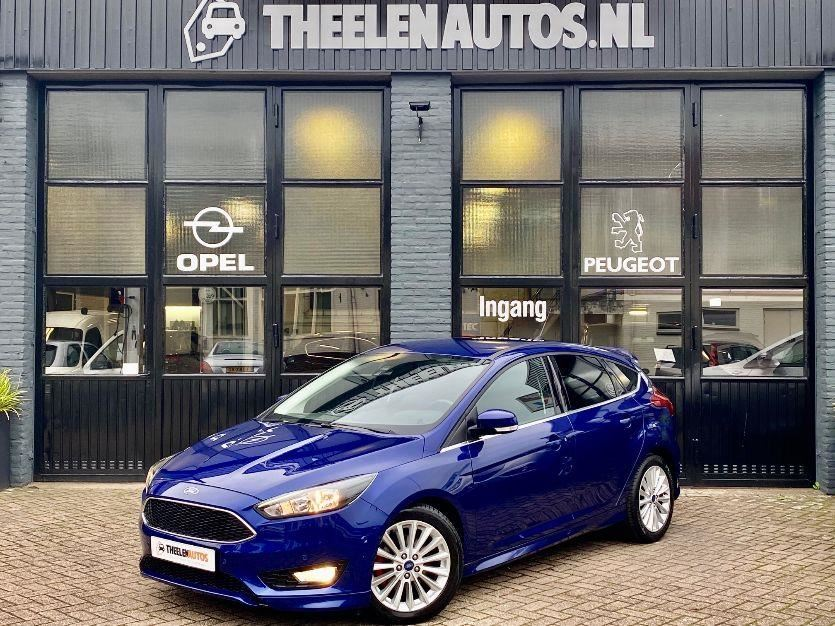Ford Focus occasion - Theelen Auto's