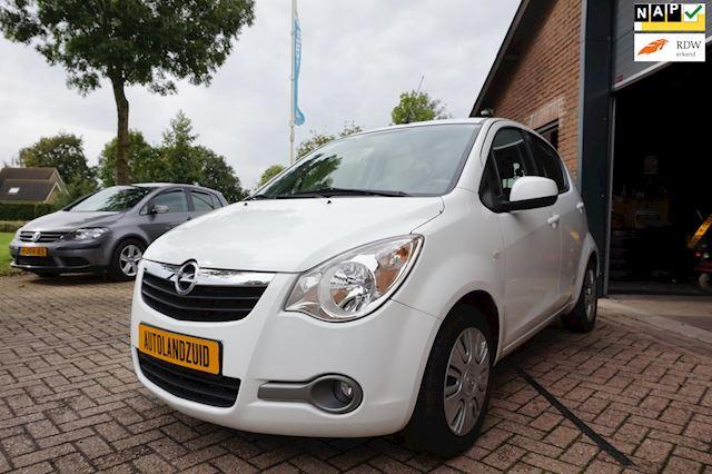 Opel Agila 1.0 Berlin+ met airco
