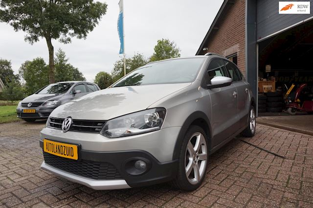 Volkswagen Polo 1.4-16V Cross Polo Highline