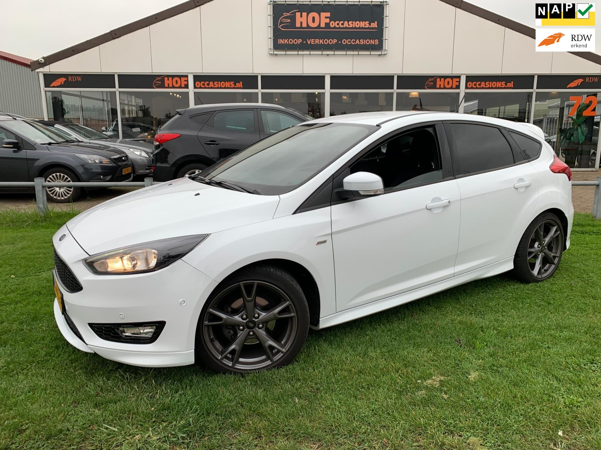Ford Focus occasion - Hof Occasions