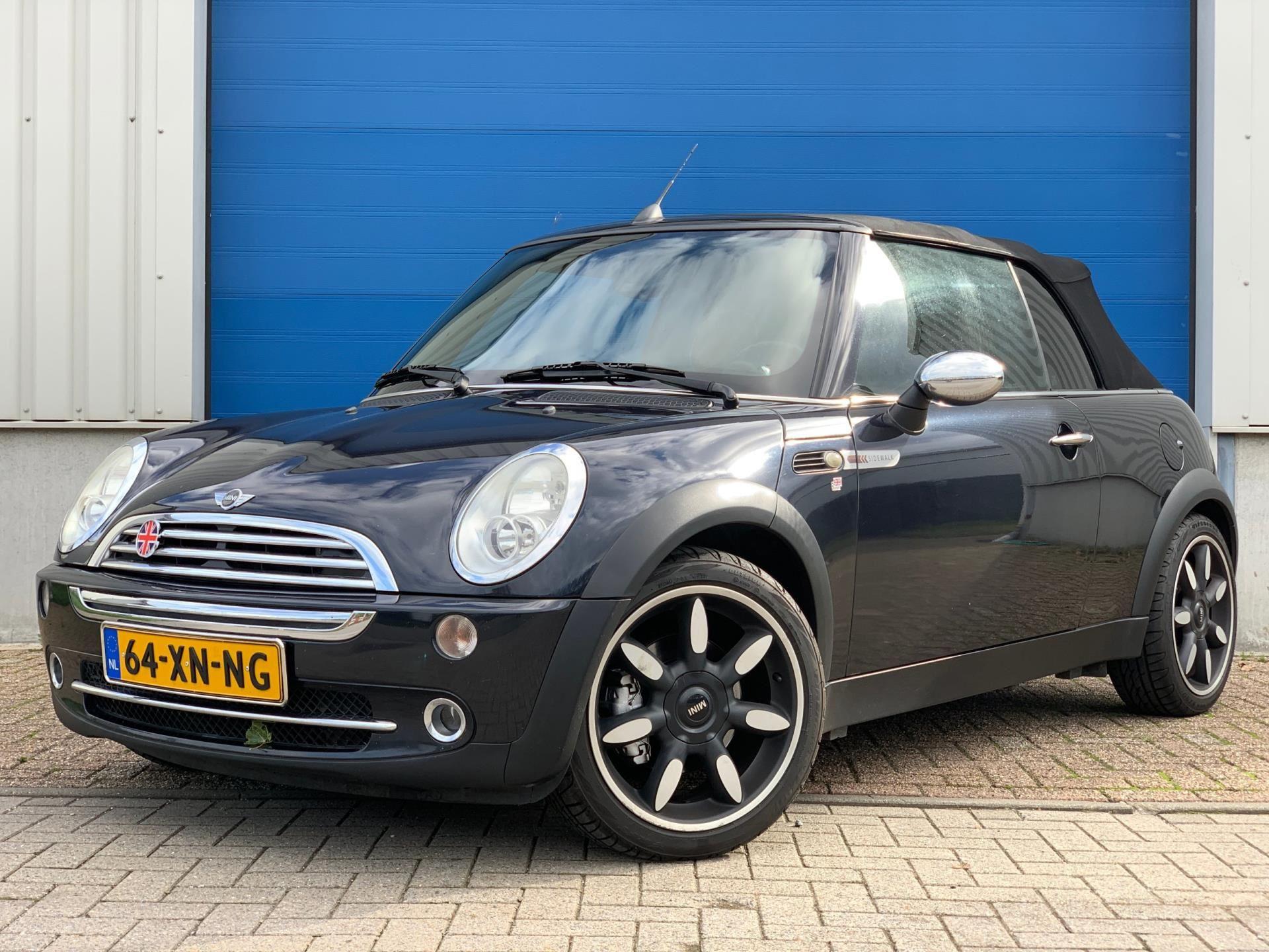 Mini Mini Cabrio occasion - Autohandel Hulst
