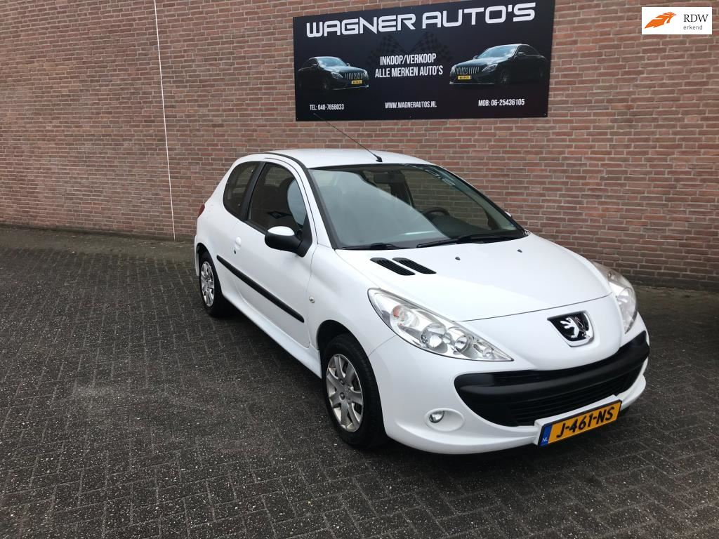 Peugeot 206  occasion - Wagner Auto's