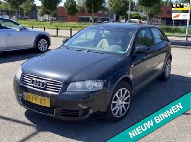 Audi A3 1.6 FSI Attraction 116pk Clima Cruise 2e eig 159.000km NAP