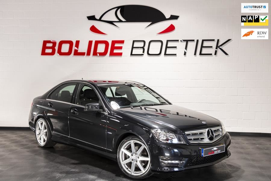 Mercedes-Benz C-klasse occasion - Bolide Boetiek