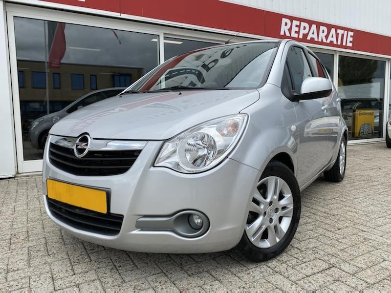 Opel Agila occasion - Schulpen Autoservice