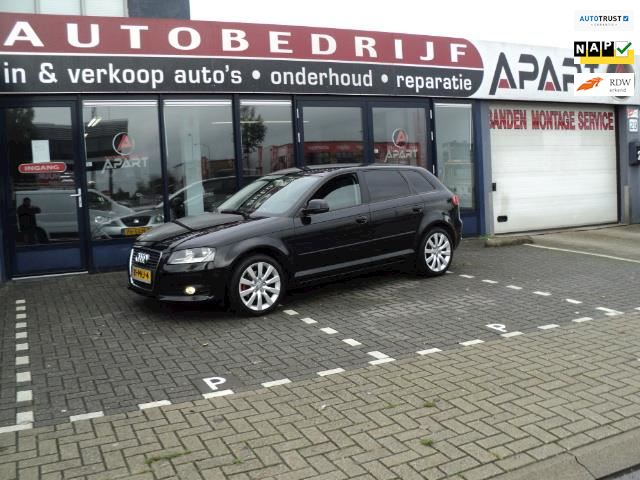 Audi A3 Sportback 1.6 5dr Vol Opties bj2010