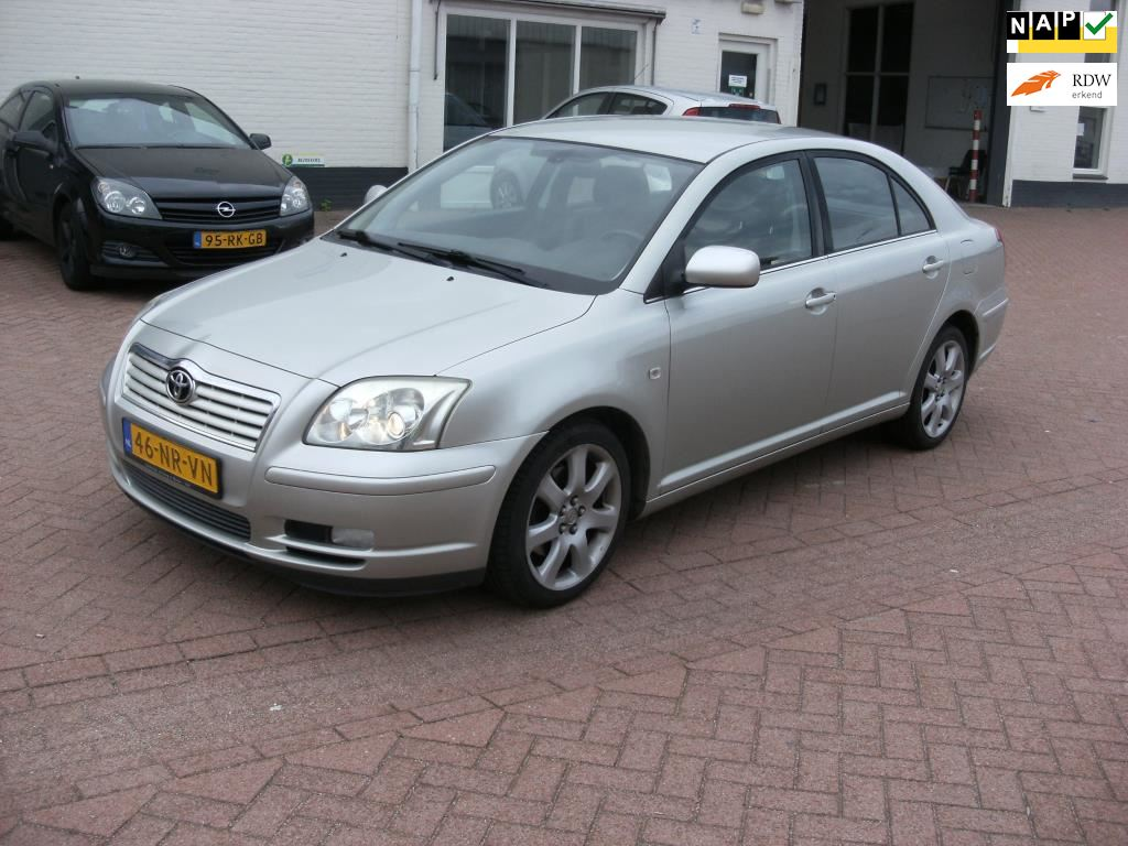 Toyota Avensis occasion - Angelo Cars