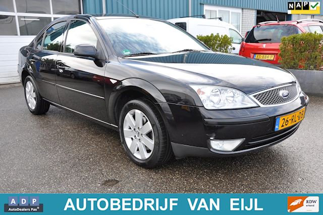 Ford Mondeo 2.0-16V Futura, AUTOMAAT, CLIMA, N.A.P. !!
